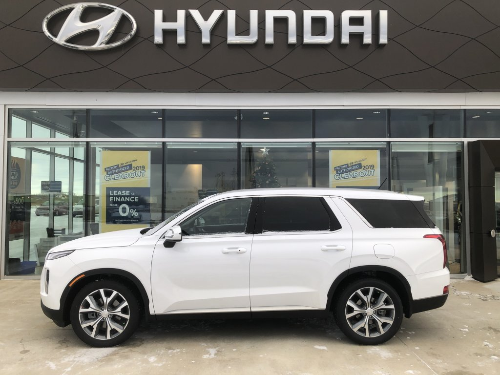 2020 Hyundai Palisade Preferred (B4167) Main Image