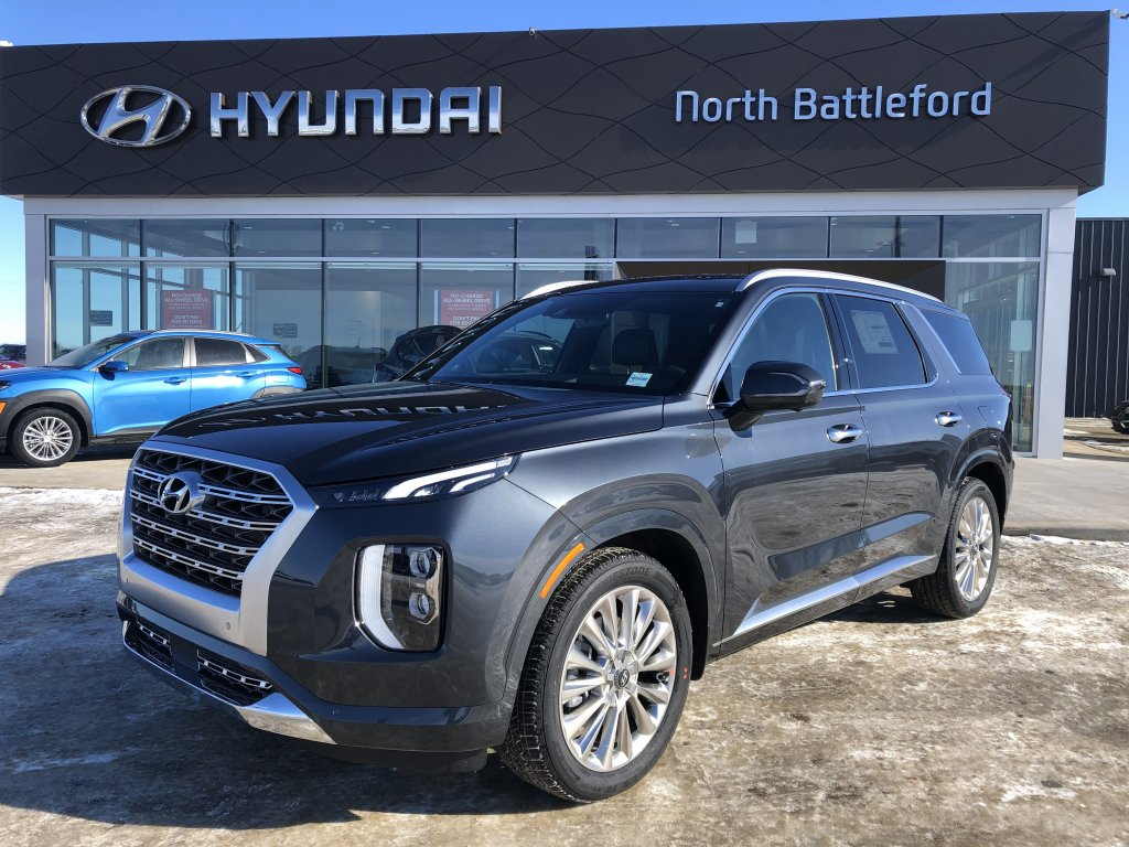 2020 hyundai palisade for sale in north battleford, sk