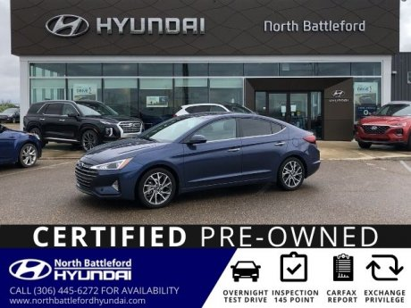 2019 Hyundai Elantra Luxury
