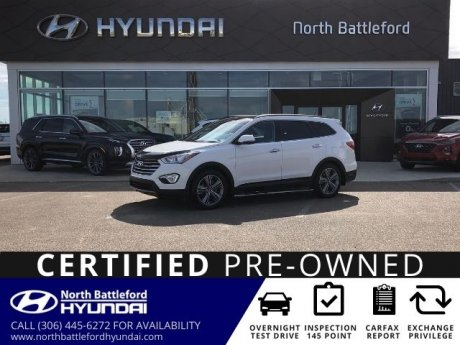 2016 Hyundai Santa Fe XL Limited AWD 7 Pass
