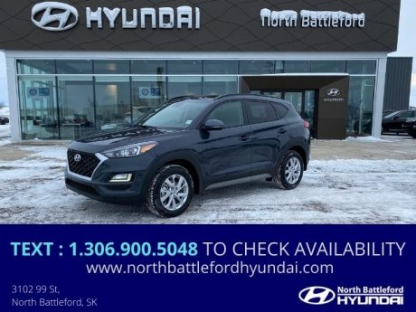 2021 Hyundai Tucson Preferred Sun & Leather