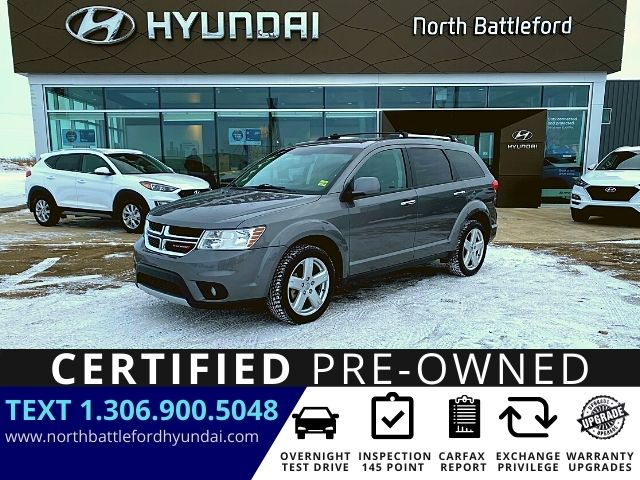 2012 Dodge Journey R/t (4355B) Main Image